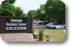 Hennepin Business Center | Klodt Inc | Property Management